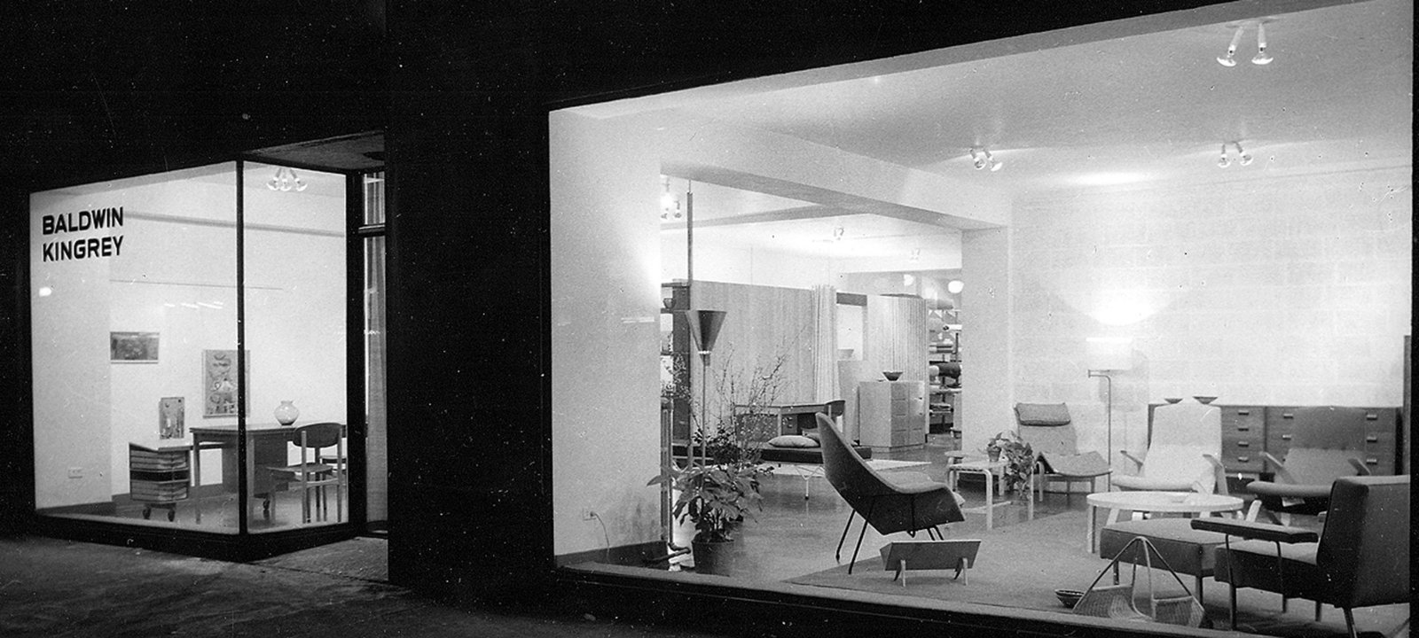 Baldwin Kingrey store, Chicago  Photo 11 of 21 in How American Modernism Came to the Mountains