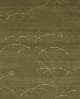 Prairie rug from Maricia Weese's Prairie Collection