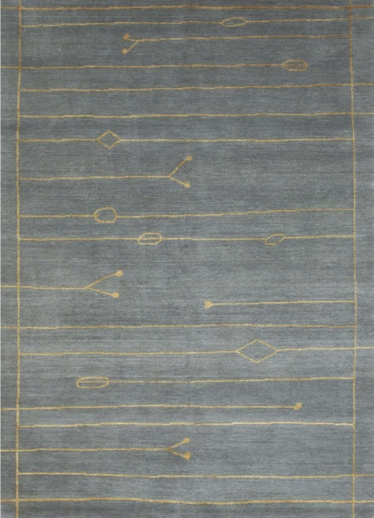 Tundra rug / Pairie Collection by Marcia Weese  Photo 16 of 16 in Growing Up Weese