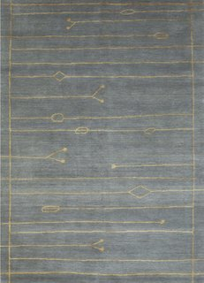 Tundra rug / Pairie Collection by Marcia Weese