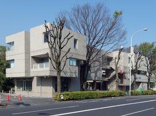 Hillside Terrace in Tokyo