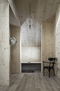 Slow interior architecture by architect Tom Lechner, LP Architektur / Photo by Albrecht Imanuel Schnabel