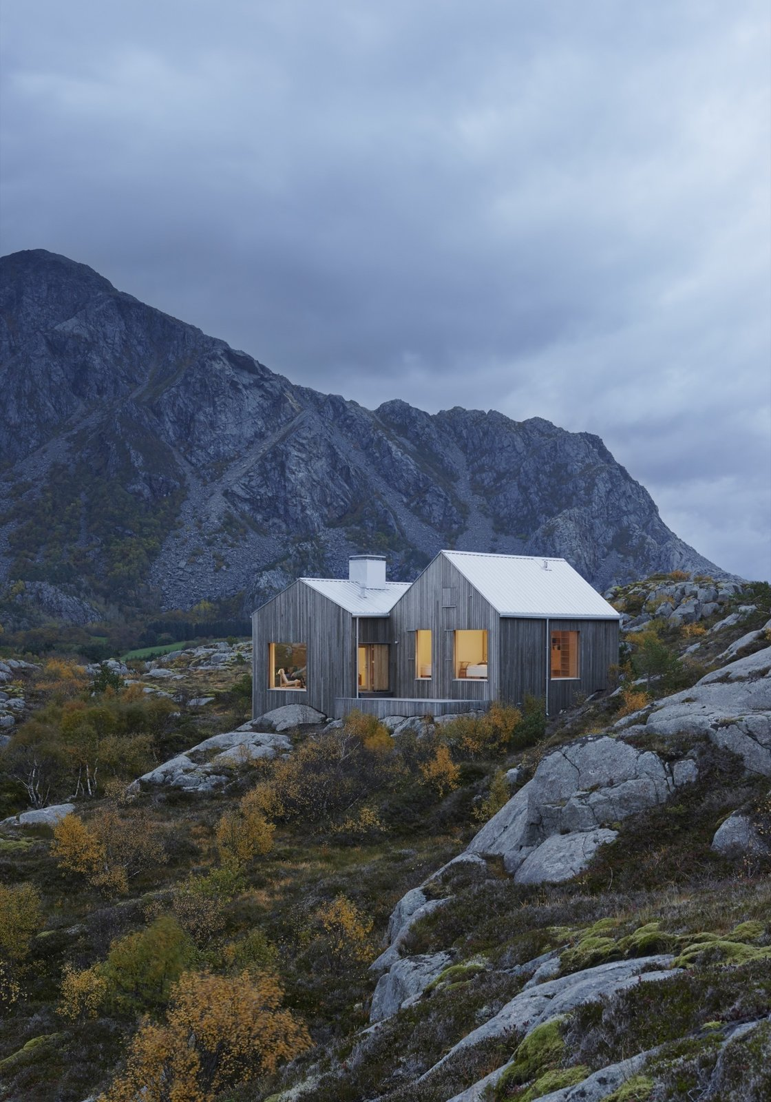 Example of slow architecture in Norway / Photo by Åke E:son Lindman  Photo 12 of 12 in Slow Architecture
