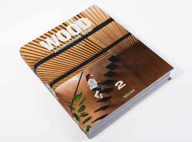 Photo 1 of 1 in Wood Architecture Now! Vol. 2