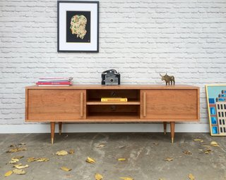 Danish Modern Style with Brooklyn Flavour