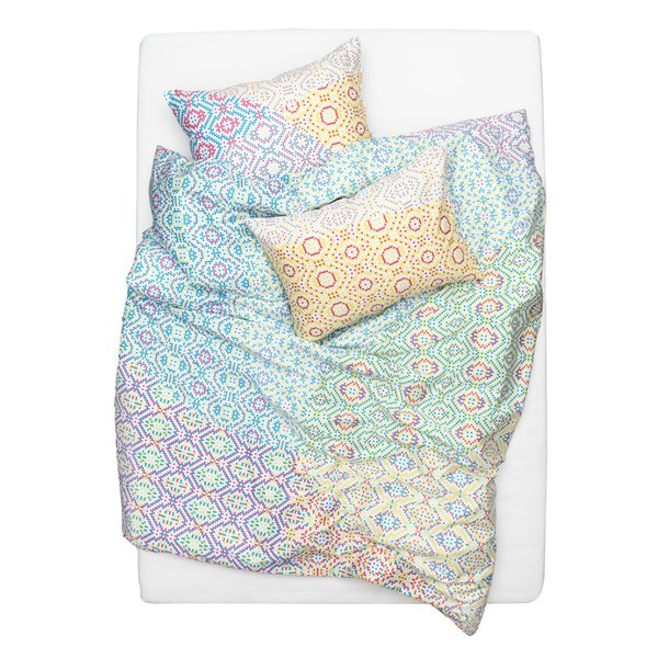 """Venn"" duvet cover & pillows"