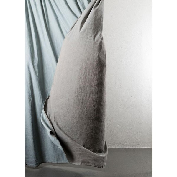 Extra Wide Linen & Cotton Curtain