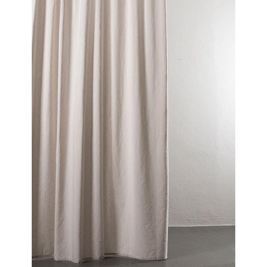 Extra Wide Cotton & Linen Curtains