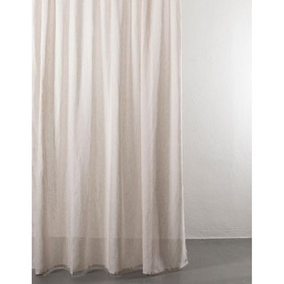 Extra Wide Linen Curtains