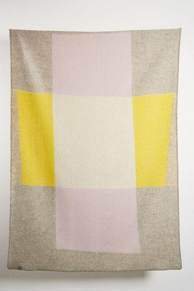 """""""Bauhaused 3"""" Wool Blanket"""