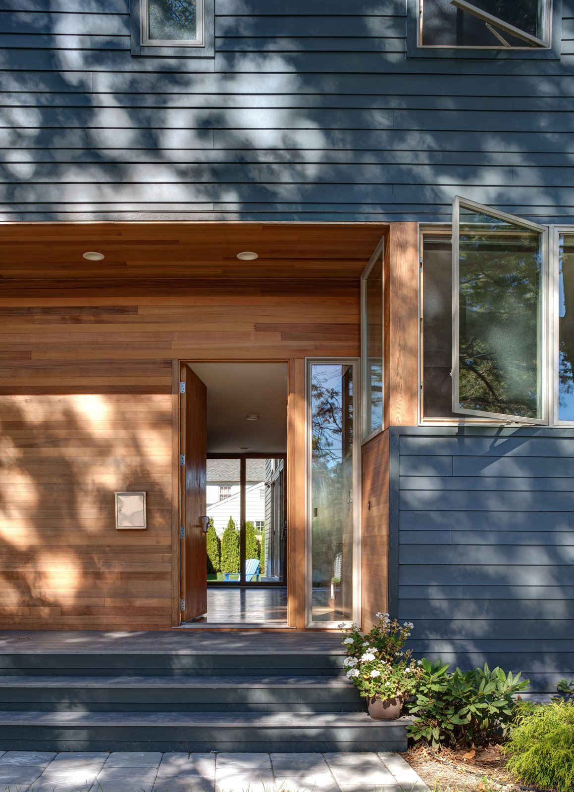 Oak Row House by Jeff Jordan Architects