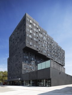 Sugar Hill Housing designed by David Adjaye