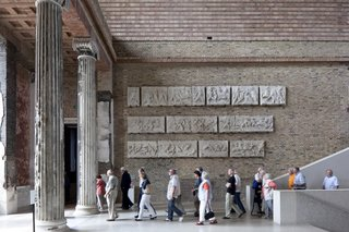 Neues Museum, Museum Island, Berlin, Germany. Copyright: SMB/Ute Zscharnt for David Chipperfield Architects.