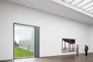Museum Folkwang, Essen, Germany. Copyright: Ute Zscharnt for David Chipperfield Architects.