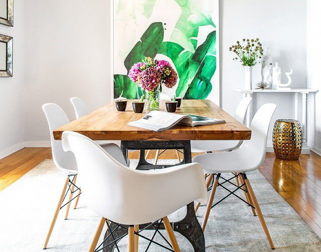 How to Decorate Your Dining Room at Every Decade