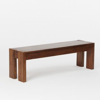 West Elm Boerum Dining Bench ($199)
