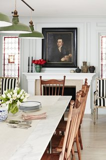 How to Decorate Your Dining Room at Every Decade - Photo 12 of 19 -