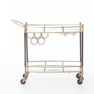 France & Son Bar Cart ($745)