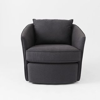 West Elm Duffield Swivel Chair ($749)