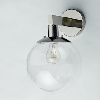 West Elm Globe Sconce ($99)