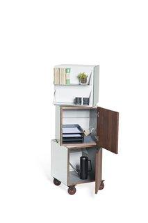 Stephen Kenn + Victorinox Storage Column ($4500)