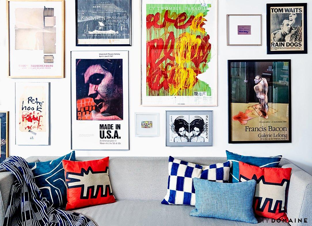 Photo 1 of 29 in Artist in Residence: Inside Cold War Kids' Matt Maust's L.A. Studio