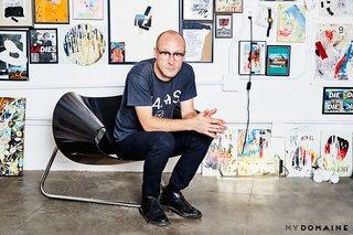 Artist in Residence: Inside Cold War Kids' Matt Maust's L.A. Studio - Photo 1 of 28 -