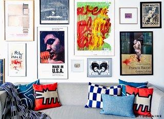Artist in Residence: Inside Cold War Kids' Matt Maust's L.A. Studio - Photo 2 of 28 -