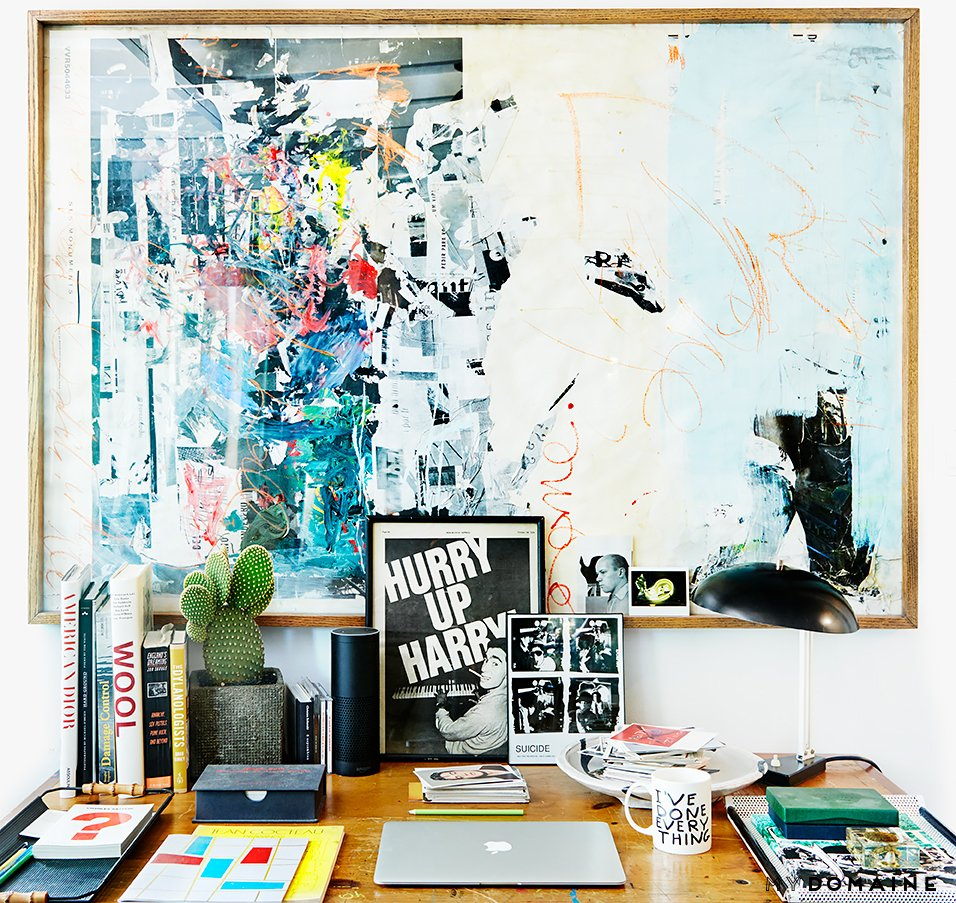 Photo 15 of 29 in Artist in Residence: Inside Cold War Kids' Matt Maust's L.A. Studio