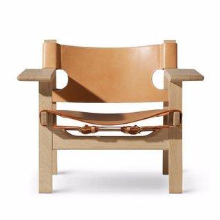 """Børge Mogensen """"Spanish Chair"""" ($4200)"""