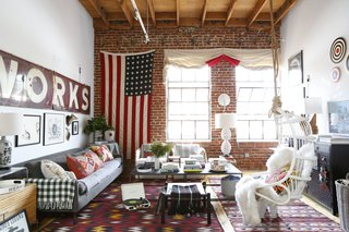 This Insanely Cool Loft Is What Downtown Dreams Are Made Of
