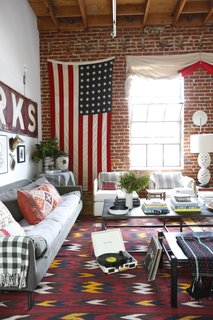 This Insanely Cool Loft Is What Downtown Dreams Are Made Of - Photo 1 of 29 -