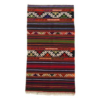 "Chairish ""Turkish Hand-Woven Anatolian Rug"" ($210)"