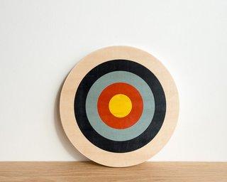 "Studio Licious ""Target Wall Hanging"" ($40)"