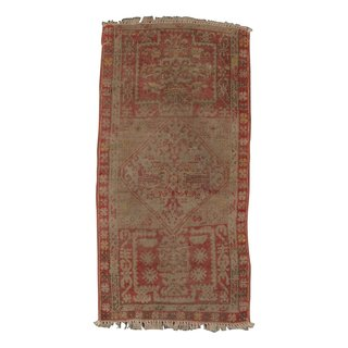 "Lawrence of La Brea ""Turkish Antique Wool Rug"", $475"