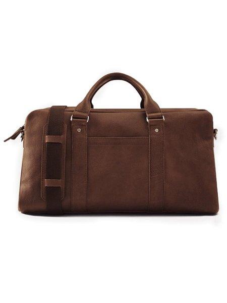 Frank & Oak Italian Leather Weekender ($425)