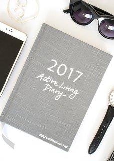Lorna Jane  MNB Diary 2017 ($40)
