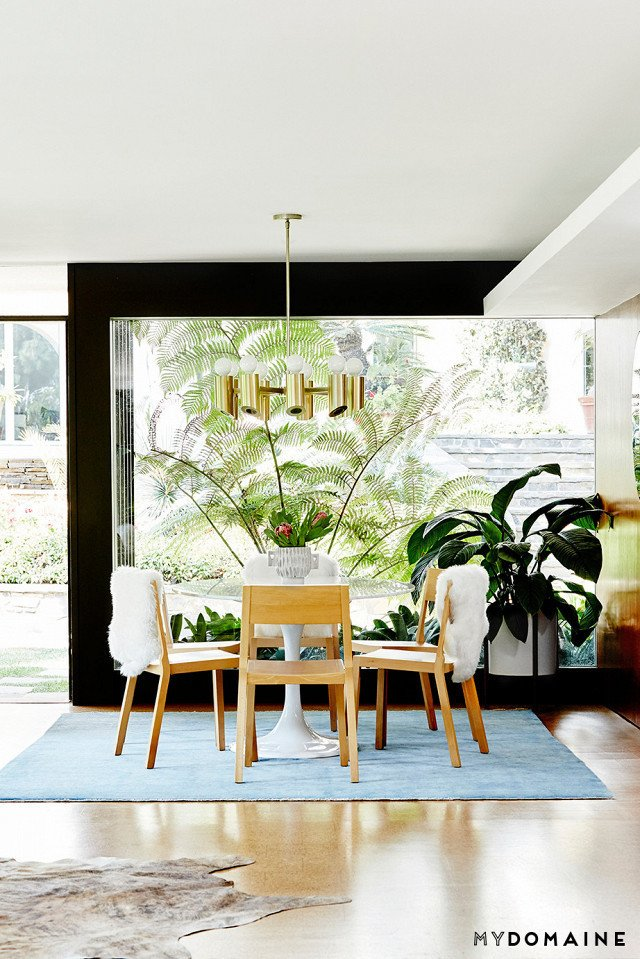 Cover photo by Jenna Peffley for MyDomaine; Styling by Kate Martindale; Design by TwoFold LA  Photo 22 of 30 in Inside Fitness Mogul Lorna Jane's Elegant L.A. Retreat