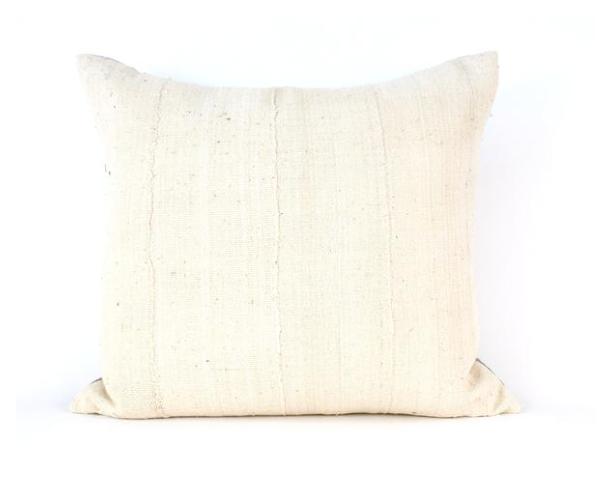 Amber Interiors Ivory Throw Pillow ($185)  Photo 25 of 30 in Inside Fitness Mogul Lorna Jane's Elegant L.A. Retreat