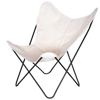 Steele Butterfly Sling Chair ($275)