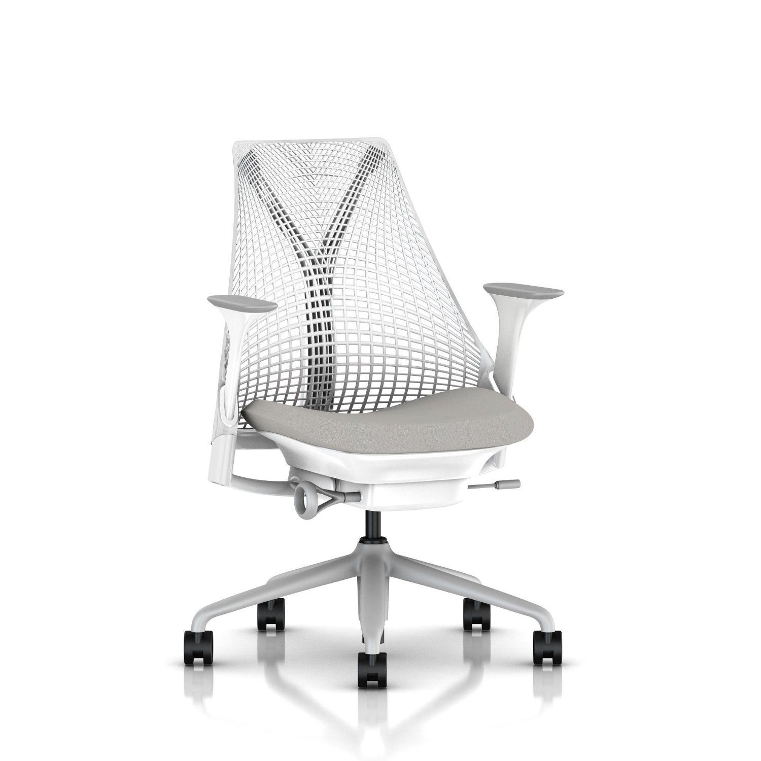 Herman Miller Sayl Task Chair ($649)  Photo 13 of 15 in The New Shared Workspace We All Want to Move Into