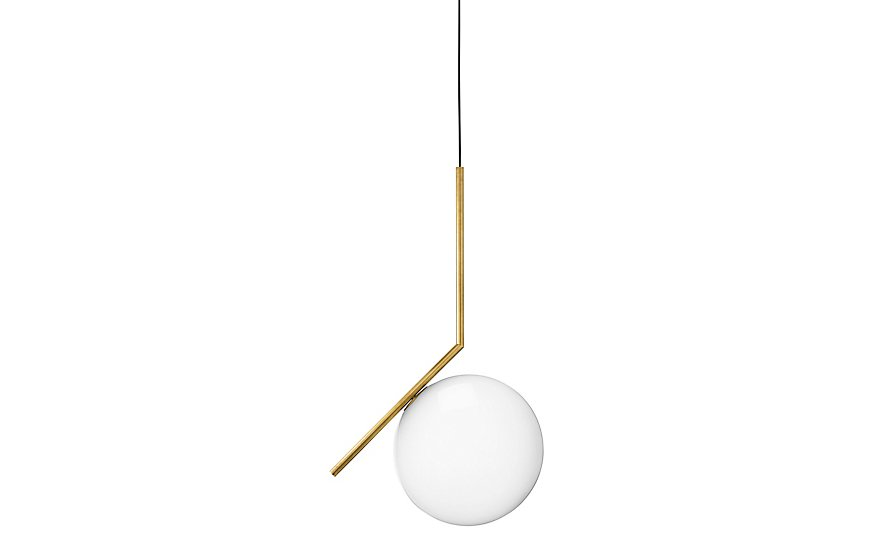 Michael Anastassiades for Flos IC S2 Pendant ($645)  Photo 25 of 26 in Inside Our Striking MyDomaine Office in Los Angeles