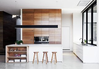 Photo by Lisa Cohen, Design by Robson Rak Architects