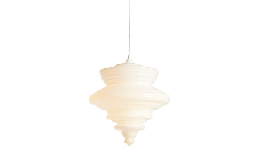 Lasvit Neverending Glory La Scala Pendant ($2560)  Photo 8 of 22 in The Chicest Kitchens on the Internet This Year