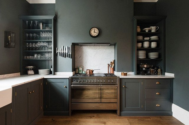 Photo Courtesy Of DeVol Kitchens Photo 13 Of 22 In The Chicest Kitchens On  The Internet
