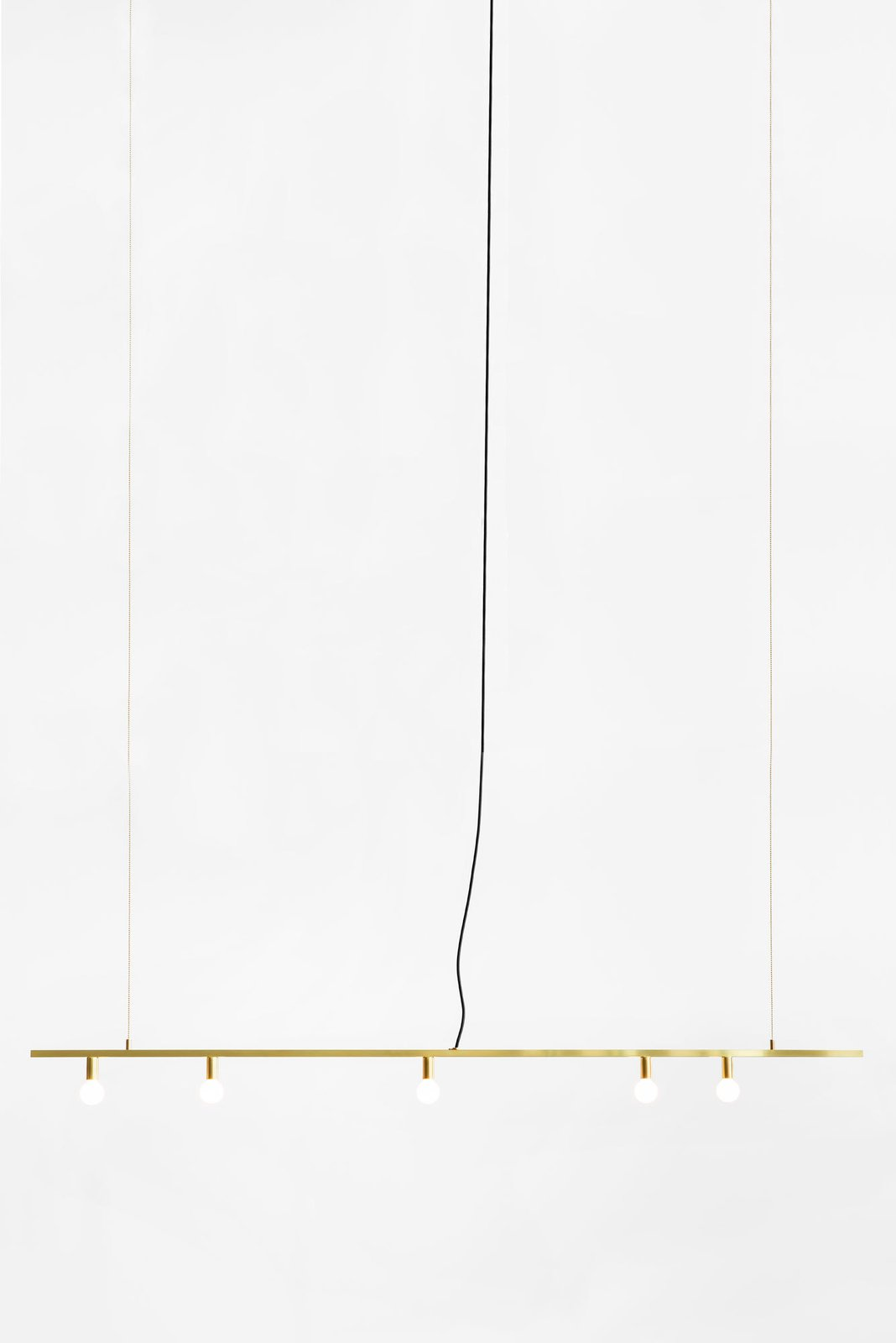 Lambert & Fils Dot Line Suspension ($780)  Photo 4 of 22 in The Chicest Kitchens on the Internet This Year