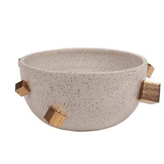 Kelly Wearstler x Ben Medansky Pyrite Bowl ($940)