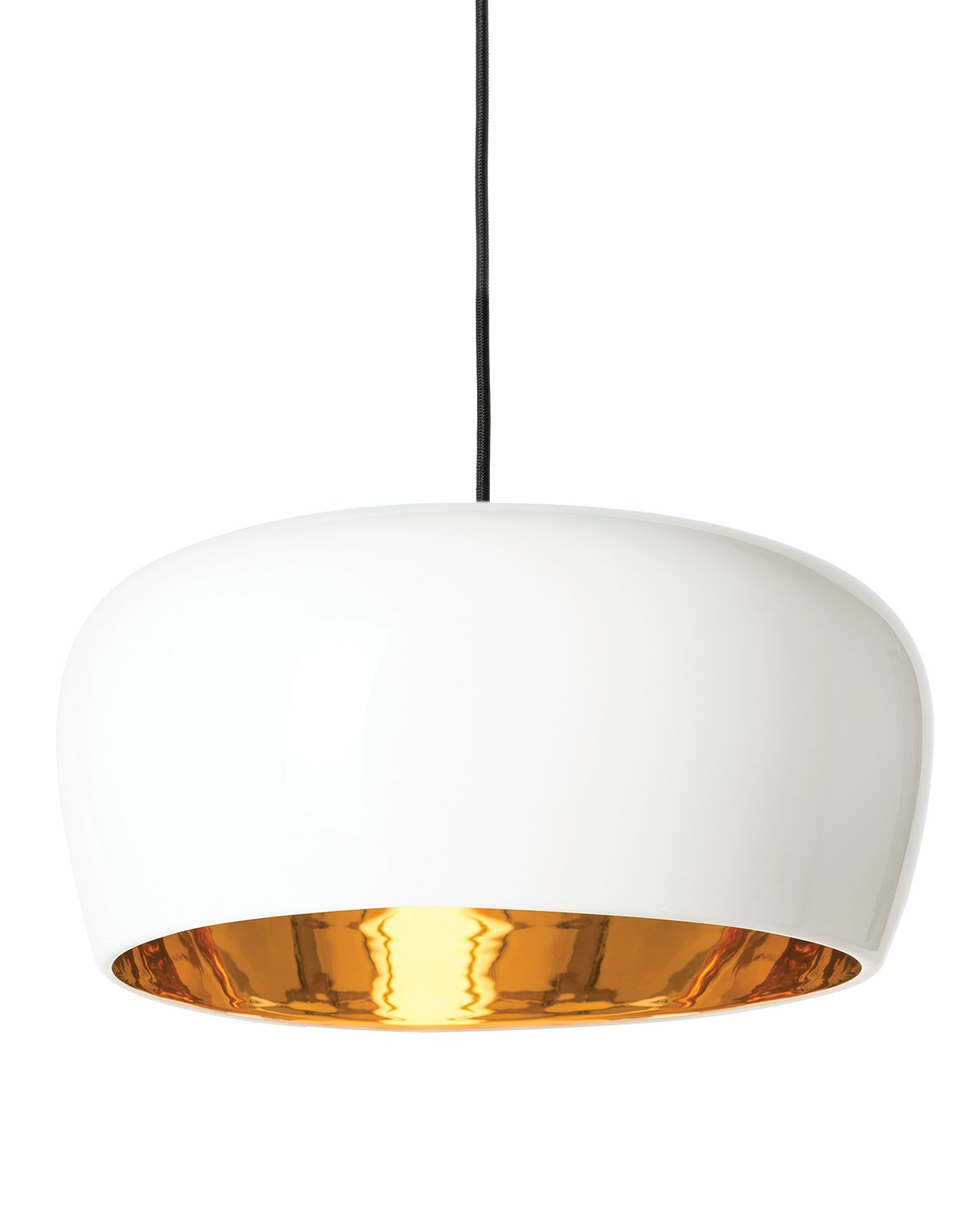Coppola Suspension Lamp ($390)  Photo 12 of 19 in This Is How an Aussie Model Decorates a Family Home—and It's So Cool