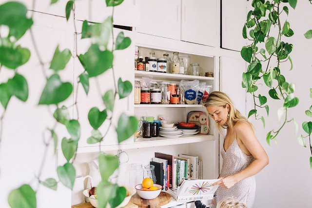 Photo 9 of 19 in This Is How an Aussie Model Decorates a Family Home—and It's So Cool