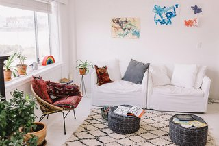 This Is How an Aussie Model Decorates a Family Home—and It's So Cool - Photo 5 of 19 -